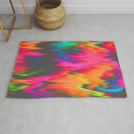 Rainbow Sweat Rug