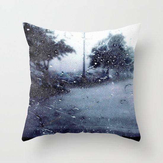 Seasons On Me  Throw Pillow