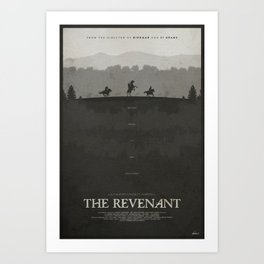 Vindication - The Revenant Art Print