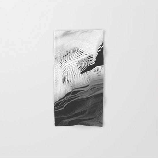 Crayon Hand & Bath Towel