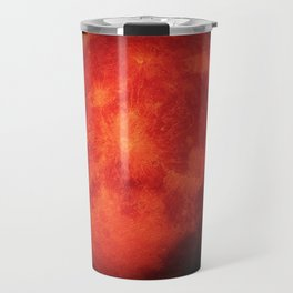 Super bloody moon Travel Mug