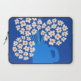 Abstraction_FLORAL_Blossom_001 Laptop Sleeve
