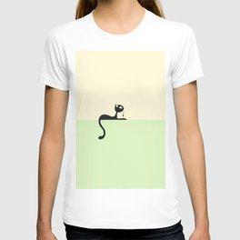 Cat got the Mouse T-shirt