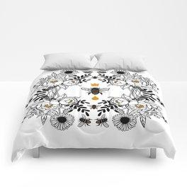 Queen Bee Comforters