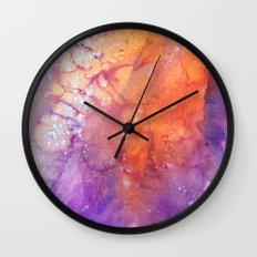 Silent moon Wall Clock