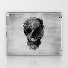 Skull 2 / BW Laptop & iPad Skin