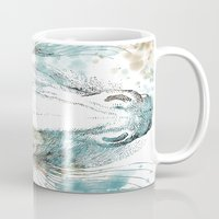 horse Mugs featuring Horse   by Zen and Chic
