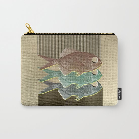 feeling selfish to sell fish Carry-All Pouch