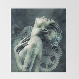 Fantasy Throw Blanket