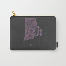Rhode Island Carry-All Pouch