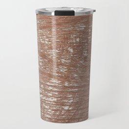 Wood Texture Surface 40 Travel Mug