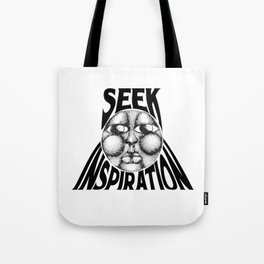 SEEK INSPIRATION Tote Bag