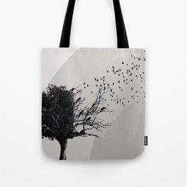 Forgotten tree Tote Bag