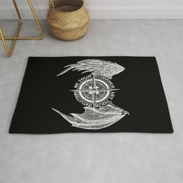 Intuition Guidance Inverse II Rug