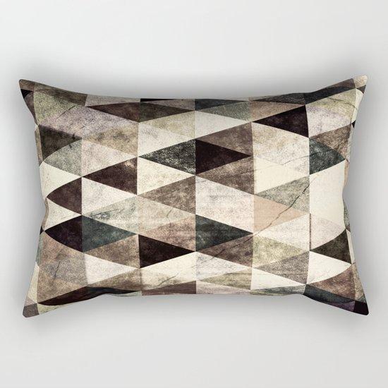 Abstract #365 Rectangular Pillow