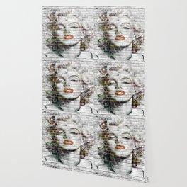 Sex Symbol Wall Hanging | Movie Star Art Tapestry | Wall Art Decor Wallpaper