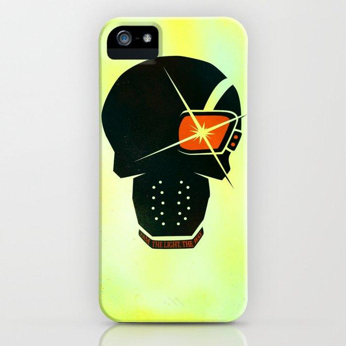 death shoot iPhone Case