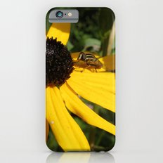 Yellow Flower #1 Slim Case iPhone 6s