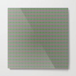 kaleidoscope three Metal Print