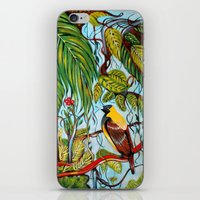 lonely iPhone & iPod Skins featuring Lonely by Felicia Atanasiu