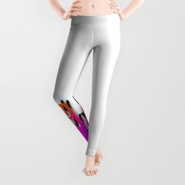 Opulence! You own everything. Everything is yours. Leggings