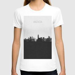City Skylines: Valencia T-shirt