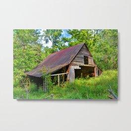 Russel Farm Metal Print