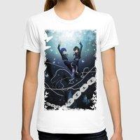 persona T-shirts featuring Persona 3 Protagonists by Creativelea