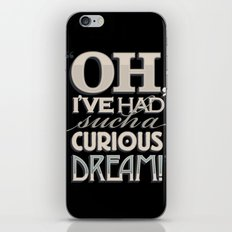 Curious Dream iPhone & iPod Skin