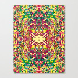 Bohemian Design Canvas Print