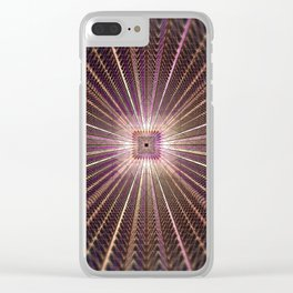 //KEYHOLE/ Clear iPhone Case