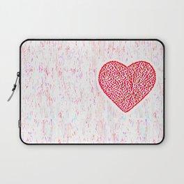 Round Heart Laptop Sleeve