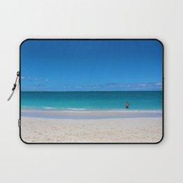 Turks & Caicos Beach Laptop Sleeve