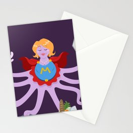 Super Mom Stationery Cards