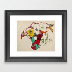 Unidad Framed Art Print