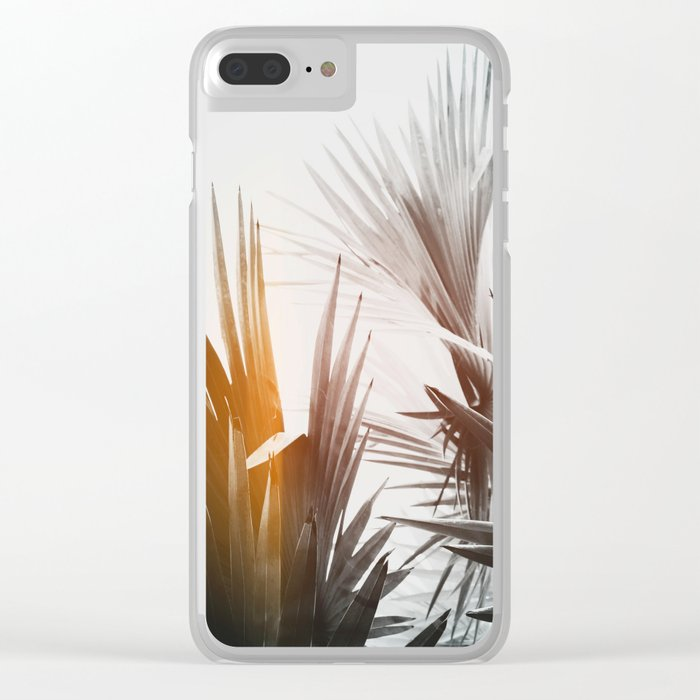 Flare #1 Clear iPhone Case