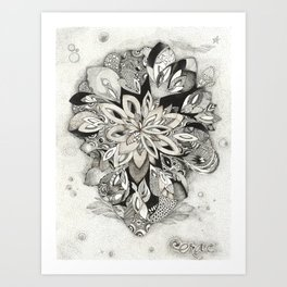 Constellar Art Print