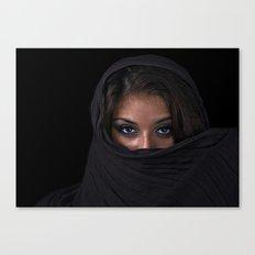 Sheherazade Canvas Print