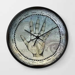 show me something good Wall Clock