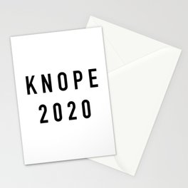 Knope 2020 - Parks and Rec Stationery Cards