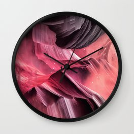 Return to a place never seen Wall Clock