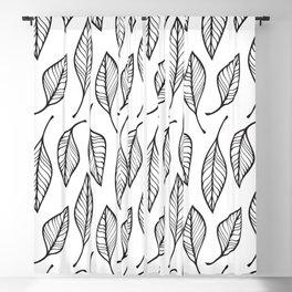 Pattern Play: Botanical Blackout Curtain