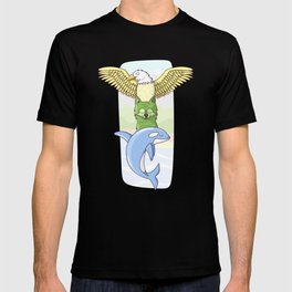 Earth, Wind and Water T-shirt