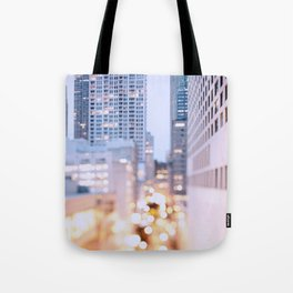 Pastel Nights Tote Bag