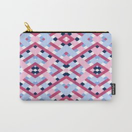 DEEP GEOMETRIC SHAPES Carry-All Pouch