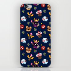 League of Legends Pattern iPhone & iPod Skin