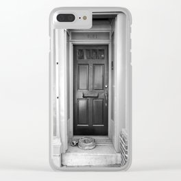 Doorway Clear iPhone Case