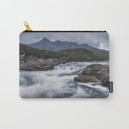 One Day in the Mountains Carry-All Pouch