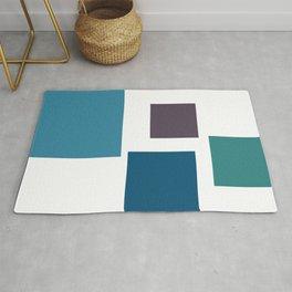 colour block #5 Rug