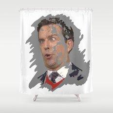 Andy Bernard, The Office Shower Curtain